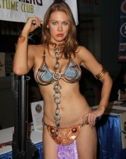 Slave Leia Cosplay 55