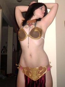 Slave Leia Cosplay 78