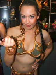 Slave Leia Cosplay 88