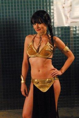 Slave Leia Cosplay 94