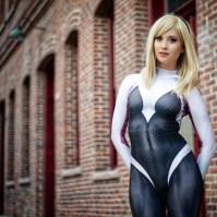 Spider-Gwen Cosplay 49