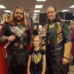 Steel City Con 2017 - Thor | Loki