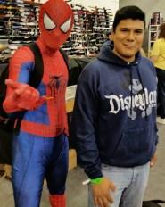 SVCC 2017 Cosplay - Spider-Man