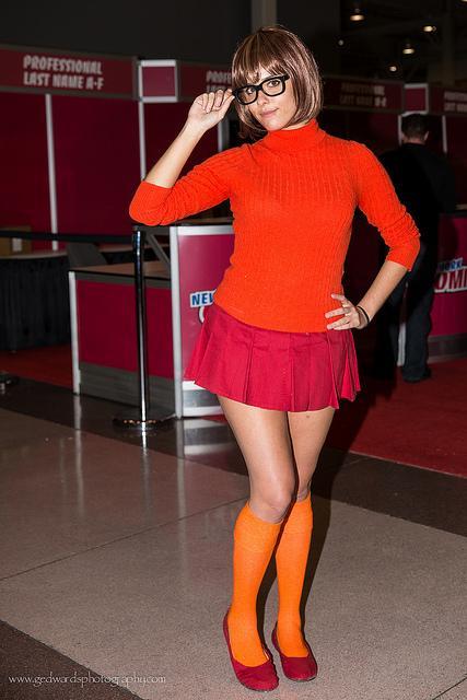 Velma Cosplay 45