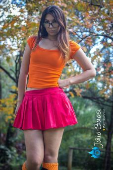 Velma Cosplay 47