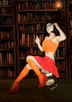 Velma Cosplay 50