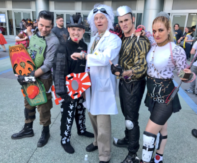 WonderCon 2017 Cosplay - Back to the Future