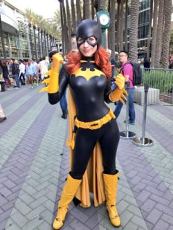 WonderCon 2017 Cosplay - Batgirl
