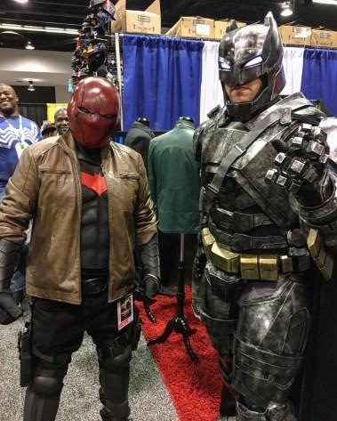 WonderCon 2017 Cosplay - Batman   Red Hood