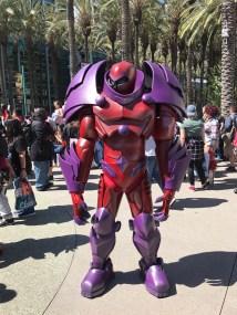 WonderCon 2017 Cosplay - Onslaught