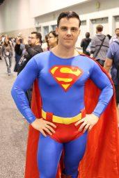 WonderCon 2017 Cosplay - Superman