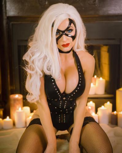 Black Cat by Jessica Nigri 1