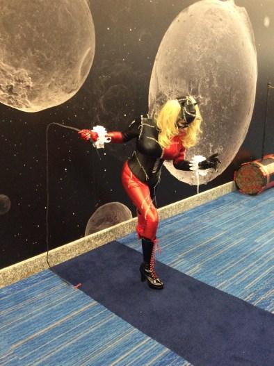 Comicpalooza 2017 - Catwoman Harley Quinn Mashup 9