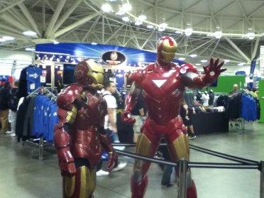 Wizard World Minneapolis 2017 Cosplay - Iron Man
