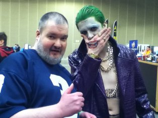 Wizard World Minneapolis 2017 Cosplay - Joker