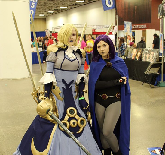 Wizard World Minneapolis 2017 - Phoebe | Raven