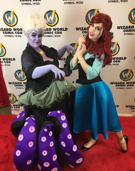 Wizard World Minneapolis 2017 - Ursala | Ariel