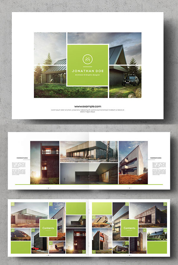 Multipurpose-Landscape-Brochure-Template