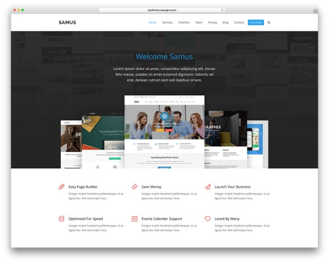 total-flexible-business-website-template