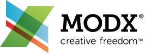 Logo MODX