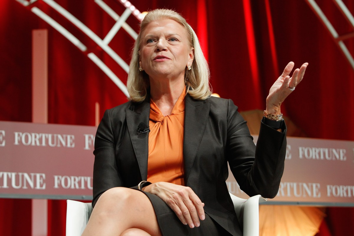 IBM CEO Warns Jobs Will Be Lost, Unless...