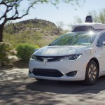 Alphabet, Avis & Chrysler Team Up to Offer Ride-Hailing with Self-Driving Vans