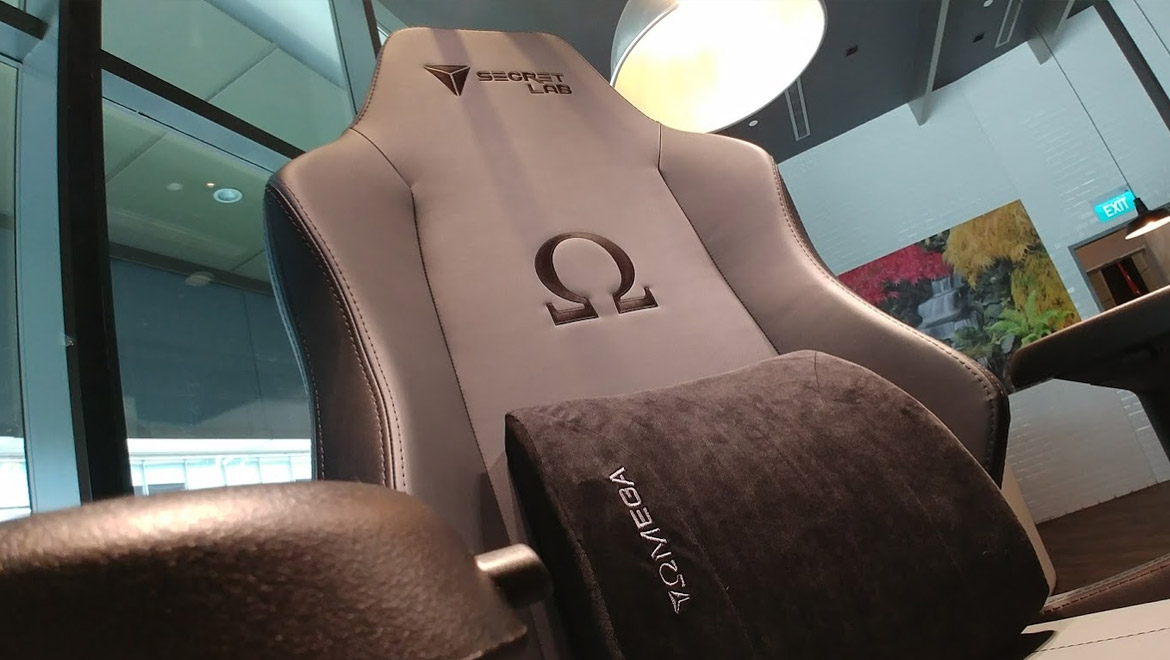 the gold standard in gaming chairs just