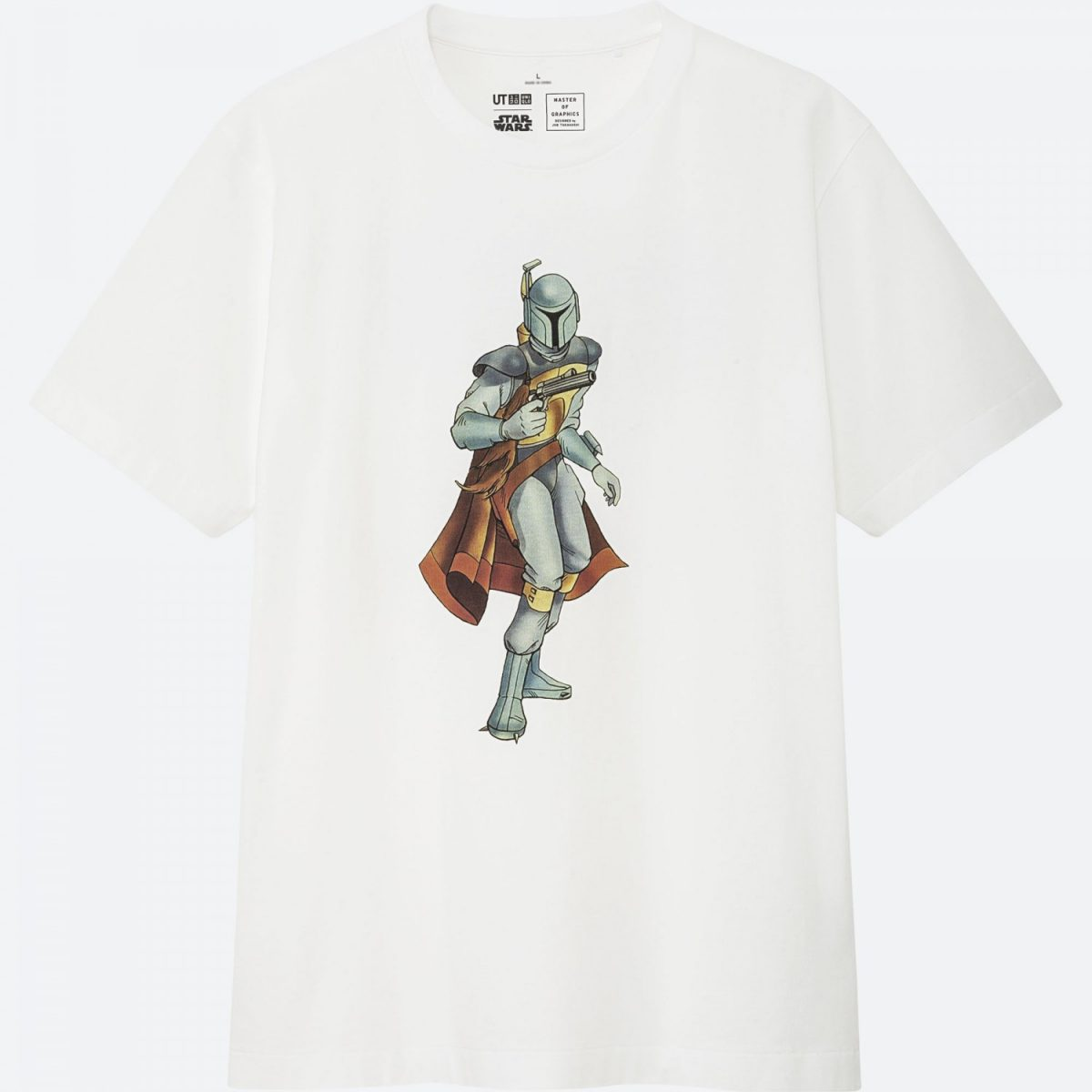 Celebrate May The 4th In Style With These New Uniqlo Star Wars Tees