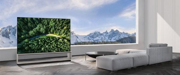 TV ARROTOLABILE LG OLED 4K 65R9 CES2019 Lg Tv Arrotolabile