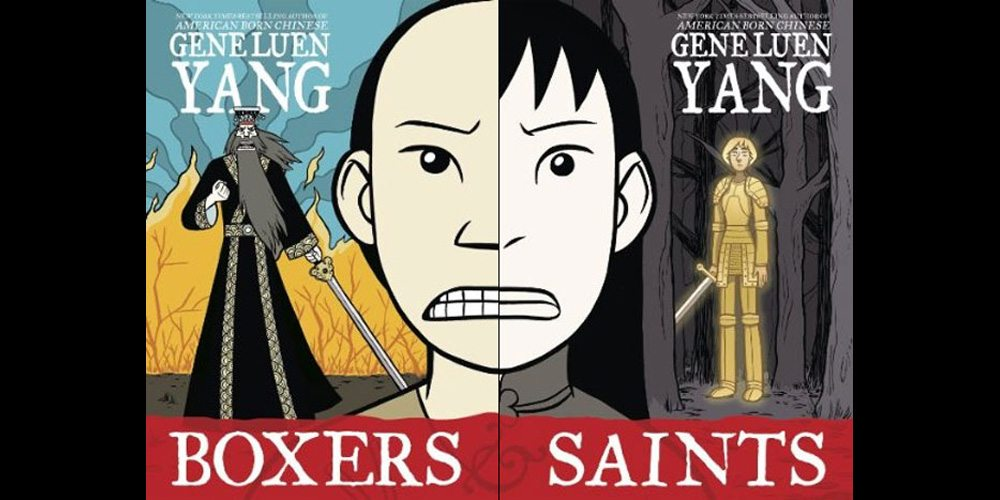 Boxers & Saints by Gene Yang