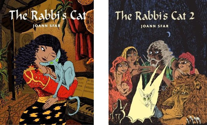 Rabbi's Cat - Sfar