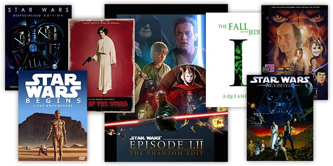 Star Wars – The Fandom Editors – A Real New Hope