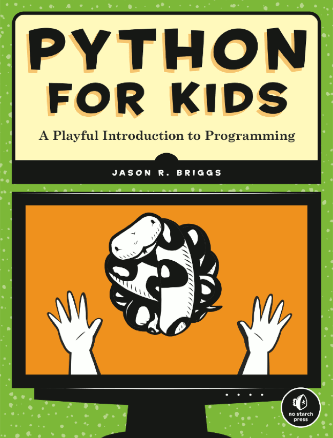 Review: Python for Kids