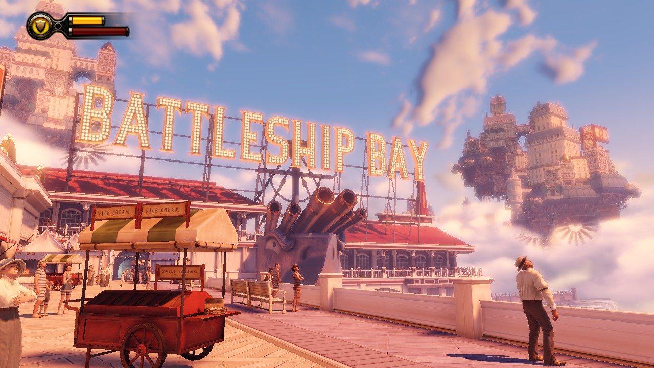 Battleship Bay