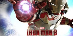 Watch Iron Man 3 Exclusive Footage on Tuesday, Help Raise Money for Science Festivals!