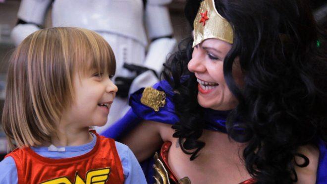 Wonder Woman Day in Portland, OR