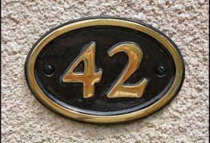 42 © Lincolnian via Flickr