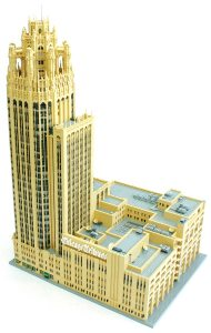 Chicago's Tribune Tower