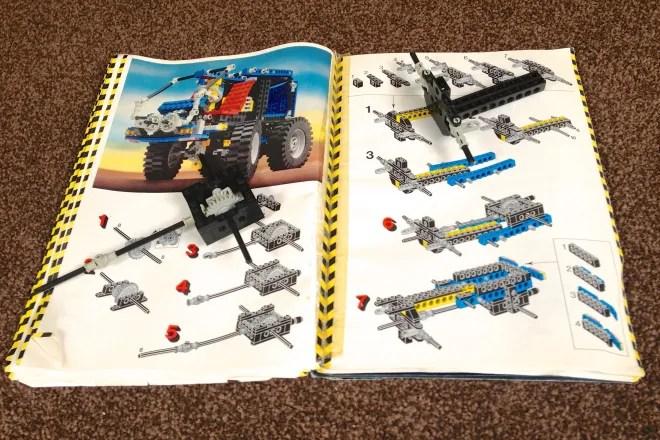 Set #8859 Instruction Manual