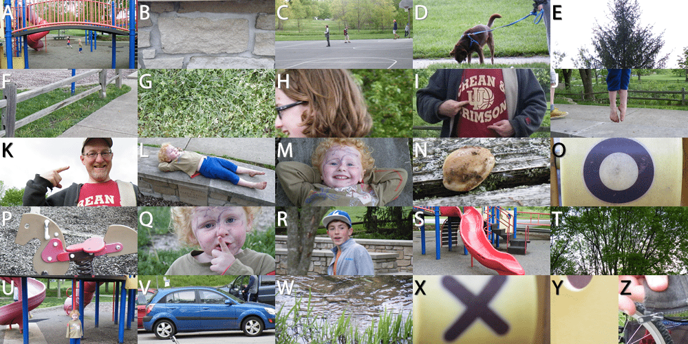 The Pocket Scavenger Inspires Creativity … and a Contest