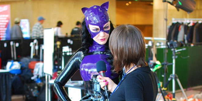 Have Geeklets, Will Travel: Exploring Conventions