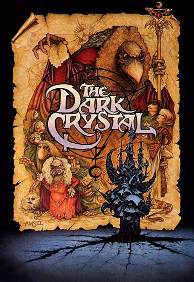 Poster from The Dark Crystal. (Image: Jim Henson Productions)