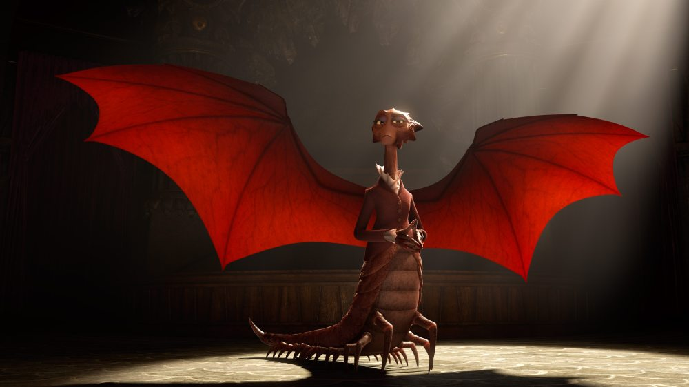 Dean Hardscrabble - ©2013 Disney•Pixar. All Rights Reserved.