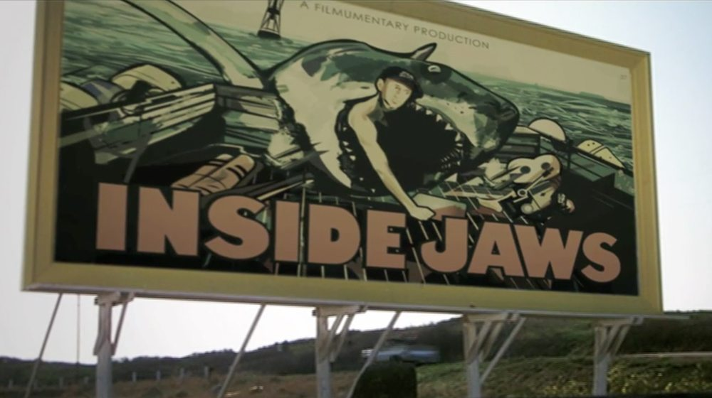 Inside Jaws, by Jamie Benning