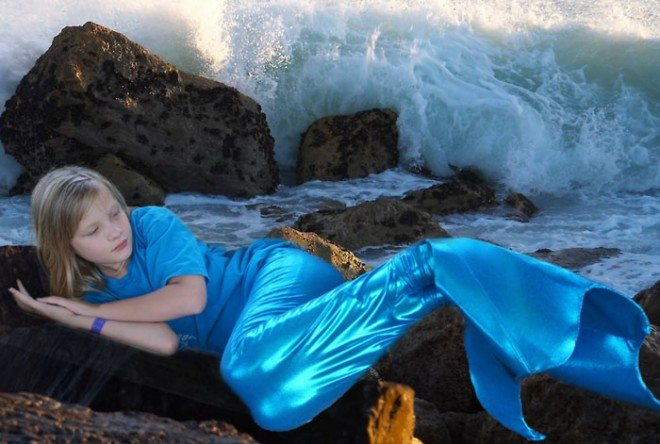 My Daughter the Mermaid