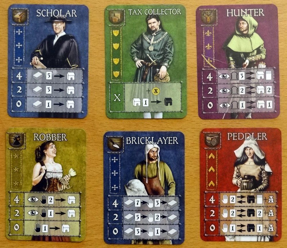 Guildhall Job Faire cards