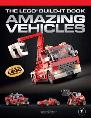 Amazing Vehicles from No Starch Press