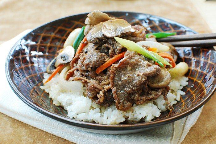 Bulgogi Photo: www.koreanbapsang.com