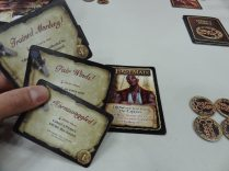 Pirate's Code cards let you perform dastardly deeds against the other pirates in Dread Curse.