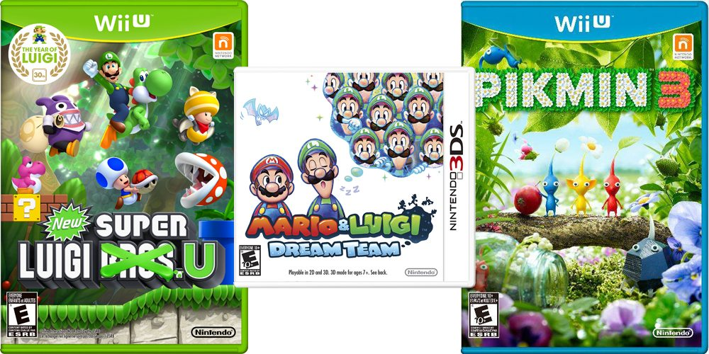 Nintendo Gives Us the Greens of Summer